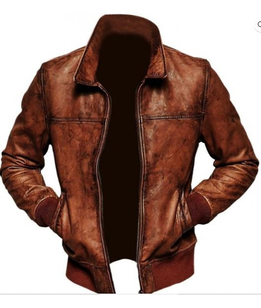 Boyd's Rust Leather Jacke...